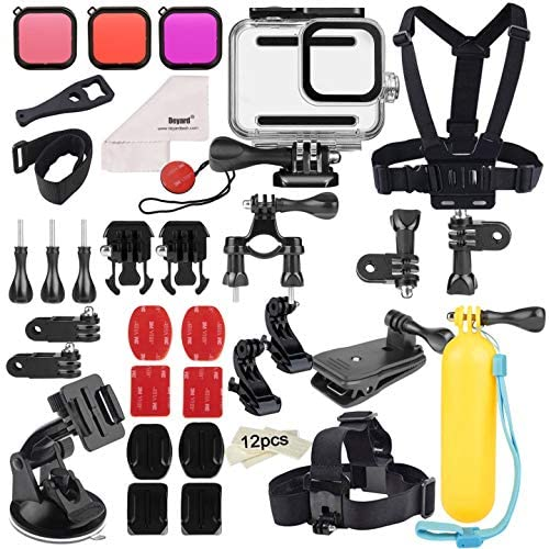 Accesorios coche kit hero 7 black