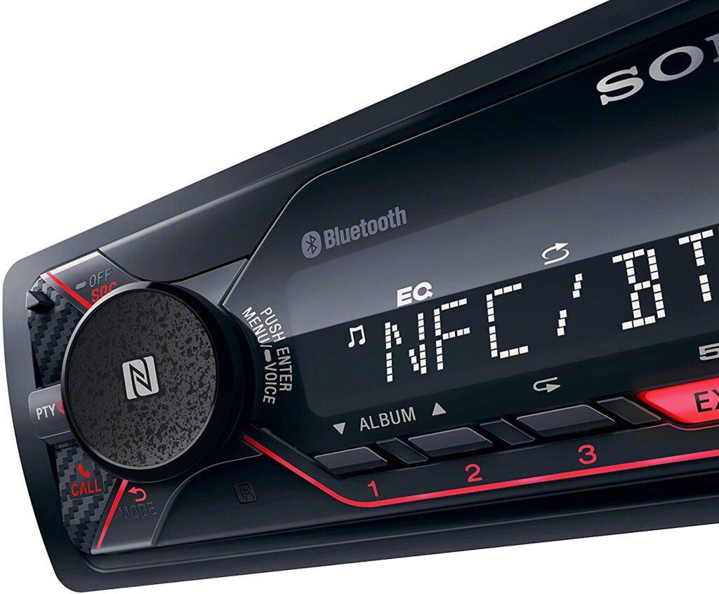 Autoradio Sony DSXA410BT