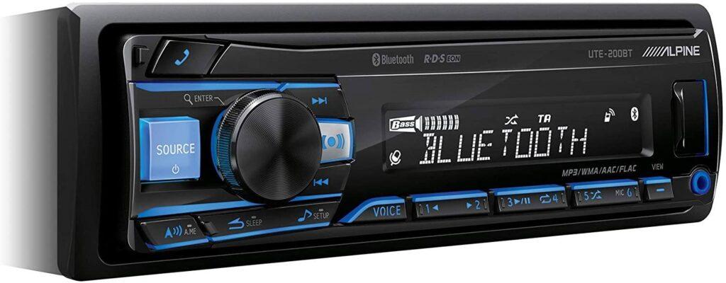 Autoradio Alpine UTE-200-BT